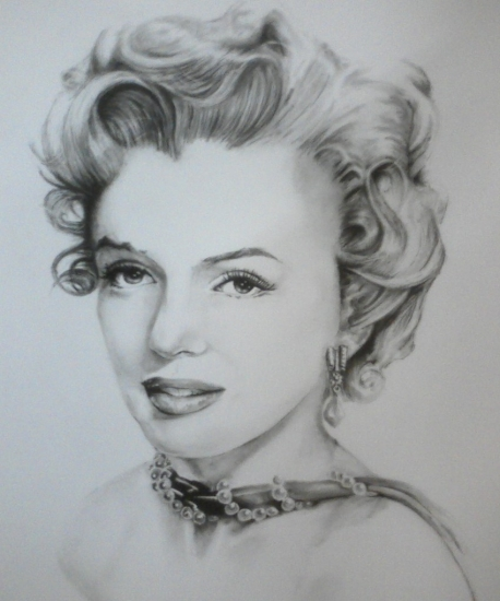 Marilyn Monroe by edwood.zero